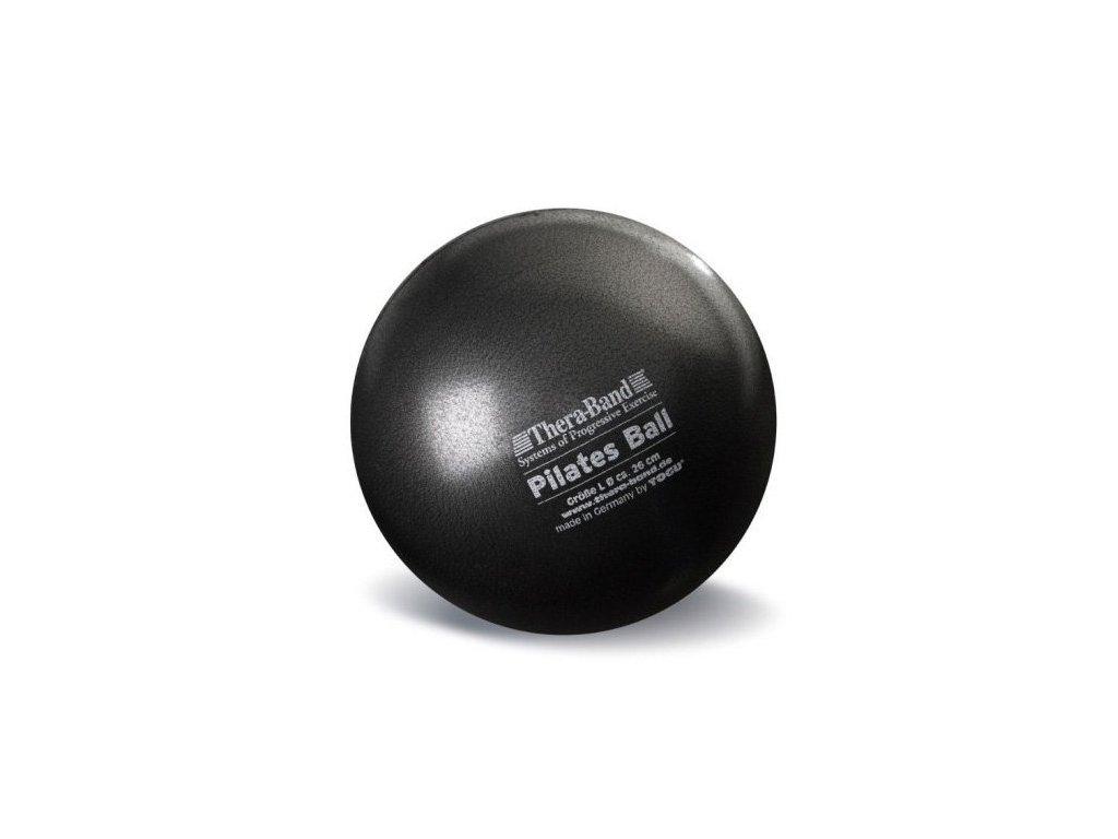 Thera-Band Overball / Pilates Ball 26 cm, stříbrná  + Dárek dle vašeho výběru