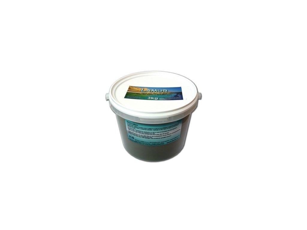 Minerální bahno z Mrtvého moře 3 kg  + Dárek dle vašeho výběru