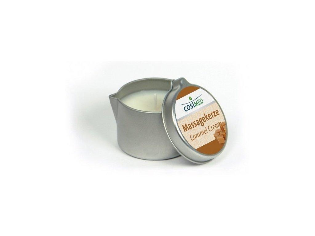 cosiMed masážní svíčka Karamel - 40 g