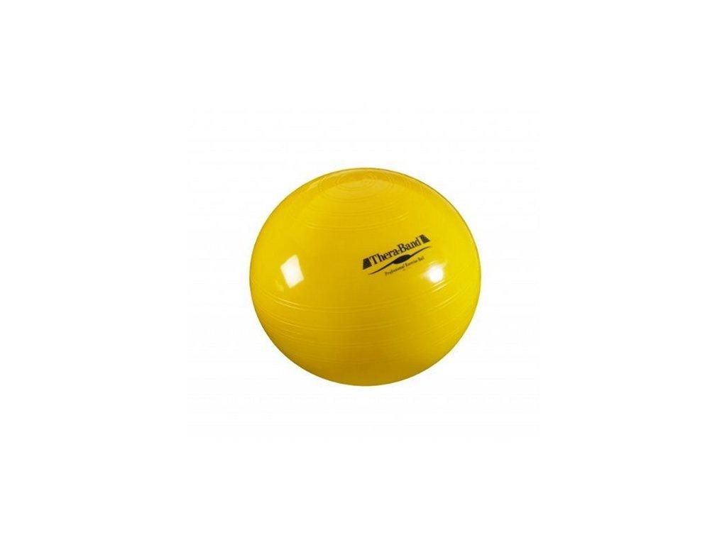 Thera-Band gymnastický míč, 45 cm, žlutý  + Dárek dle vašeho výběru