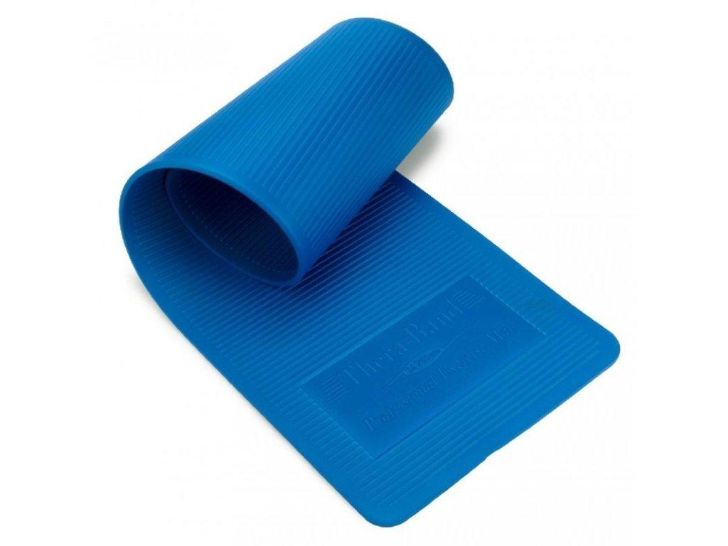 Thera-Band podložka na cvičení, 190 cm x 60 cm x 1,5 cm, modrá
