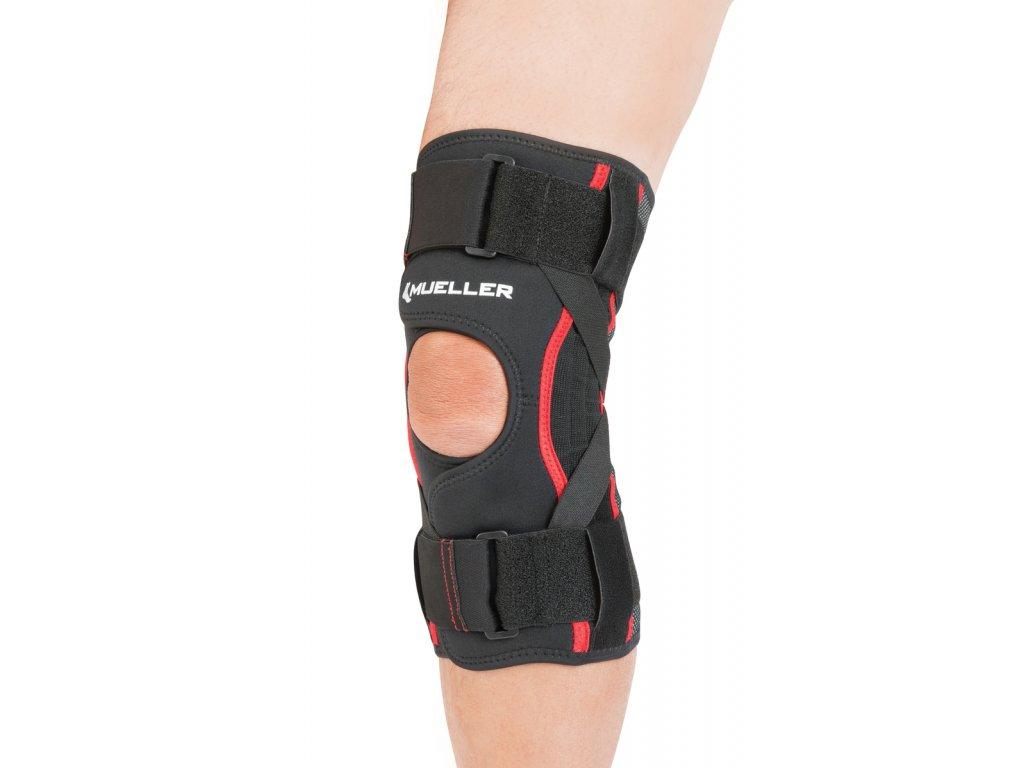 Mueller OmniForce Adjustable Knee Stabilizer, AKS-500, ortéza na koleno