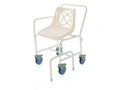 Židle do sprchy pojízdná, 4551