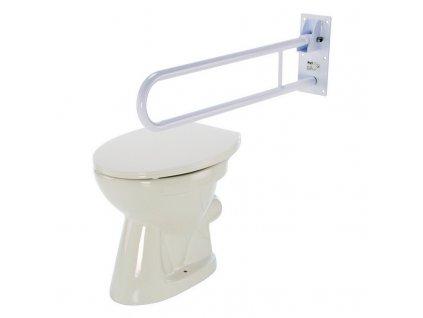 Madlo k WC sklopné komaxit, 506 A