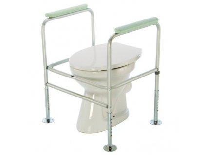 Podpěra k WC fixní, 4319 FEX