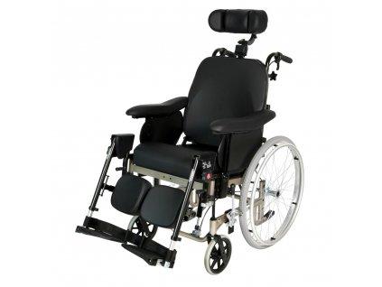 Invalidní vozík polohovací, RELAX COMFORT