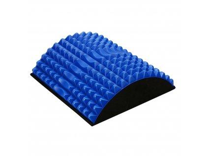 Balanční masážní pomůcka, Half Block, modrá
