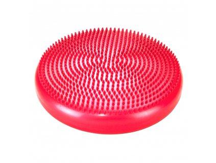 Balanční podložka - čočka, Red