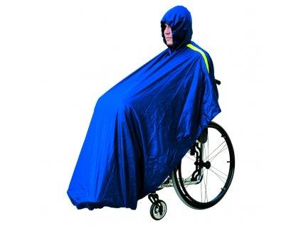 Pláštěnka pro vozíčkáře, 618
