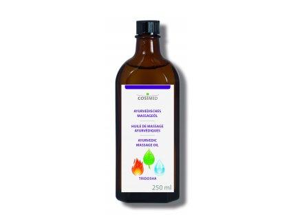 cosiMed masážní olej Ayurveda Tridosha - 250 ml