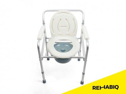 Rehabiq Toaletní křeslo