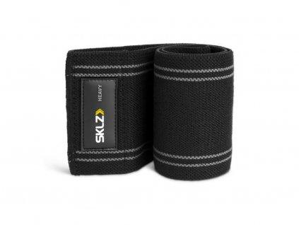 SKLZ Pro Knit Hip Band Heavy, textilní posilovací smyčka - 10 cm x 35 cm (silná)  + Dárek dle vašeho výběru