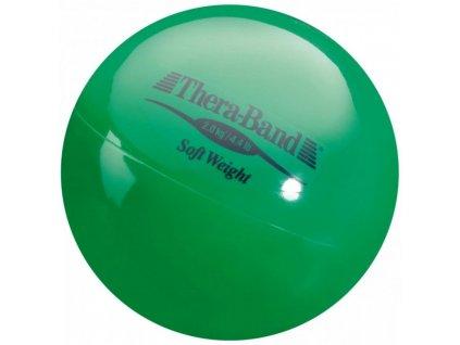 Thera-Band Medicinbal 2 kg, zelený