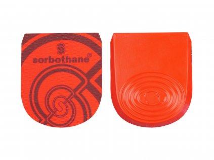 Sorbothane Lightweight Heel Pad, gelové podpatěnky malé