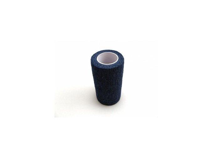 PowerRip - silná elastická bandáž, modrá 10 cm x 4,5 m