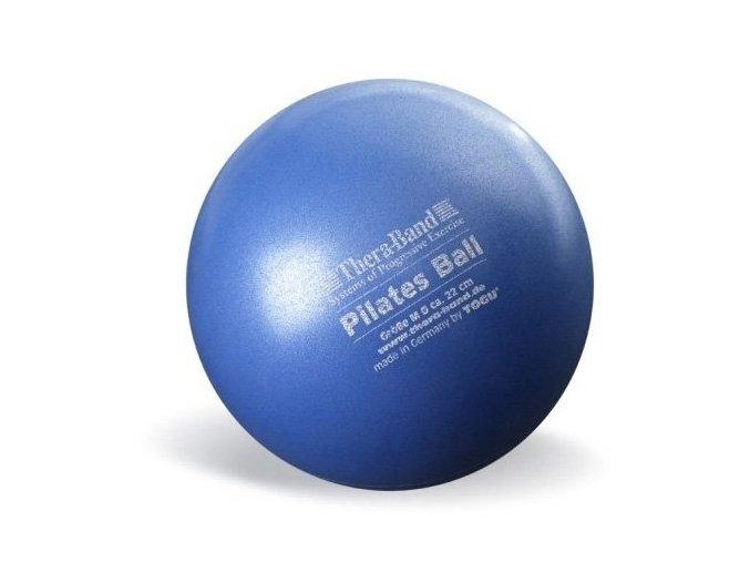 THERA-BAND Overball / Pilates Ball 22 cm, modrá