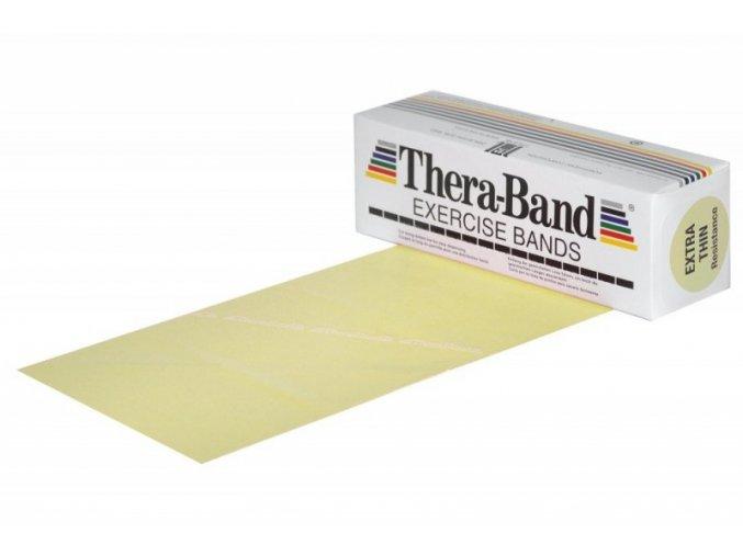 Thera-Band posilovací guma 5,5 m, béžová, velmi slabá