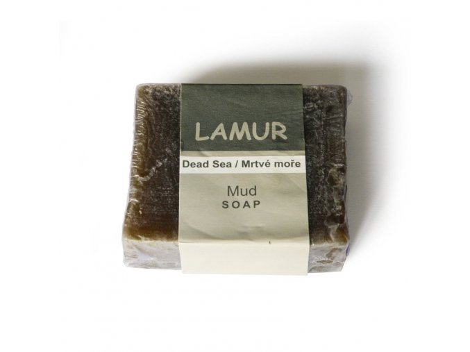 Minerální bahenní mýdlo z Mrtvého moře  + Dárek dle vašeho výběru