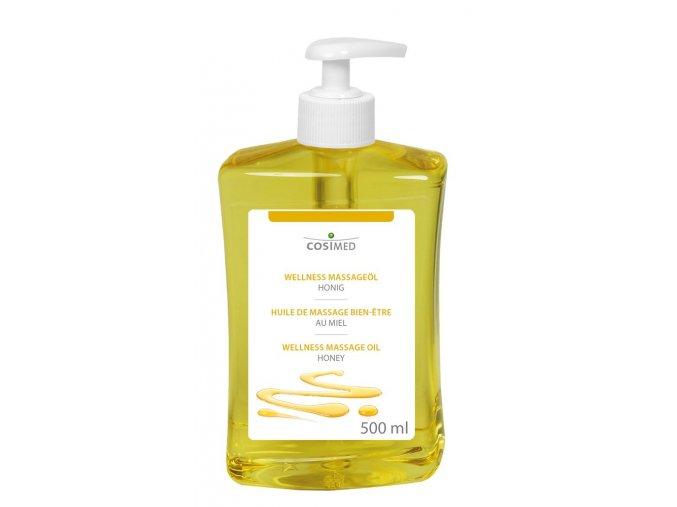 cosiMed wellness masážní olej Med - 500 ml  + Dárek dle vašeho výběru