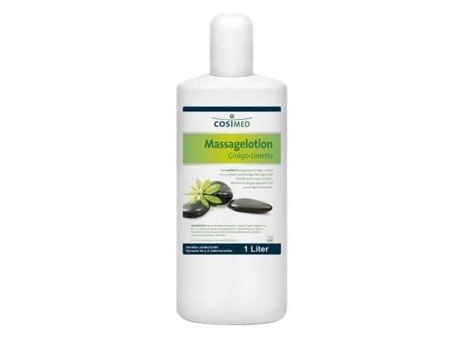 cosiMed masážní emulze Ginkgo-Limetka - 1000 ml
