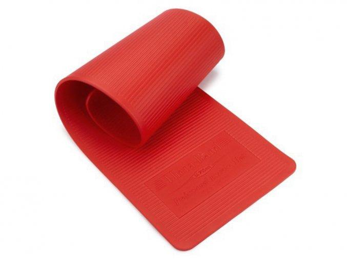 201 thera band podlozka na cviceni 190 cm x 60 cm x 2 5 cm cervena
