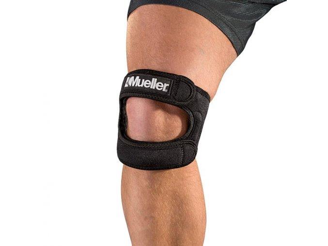Mueller Max Knee Strap, duální kolenní pásek  + Dárek dle vašeho výběru