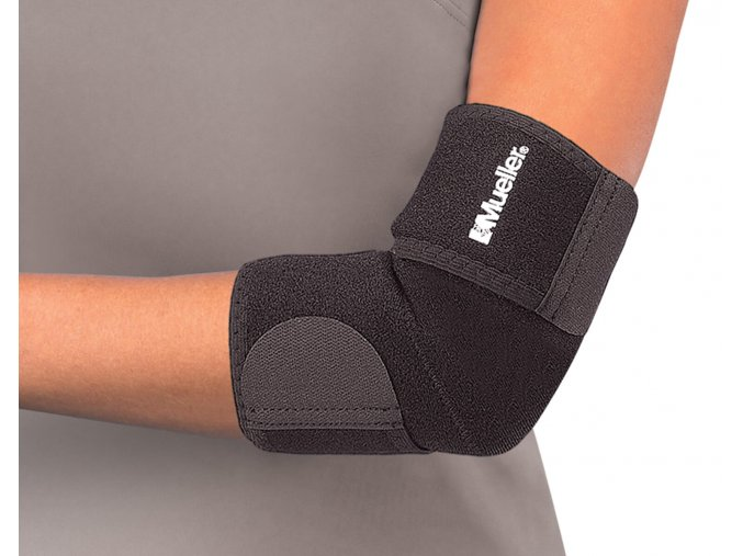 Mueller Elbow Support Neoprene Blendl, bandáž na loket