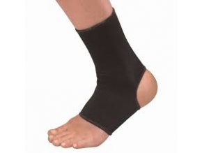 MUELLER Elastic Ankle Support, bandáž na kotník, černá XL