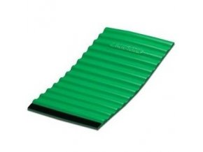 THERA-BAND Wrap, obal na pěnový válec, zelený, tvrdý