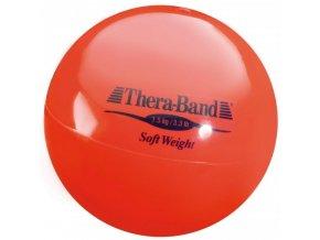 THERA-BAND Medicinbal 1,5 kg, červený