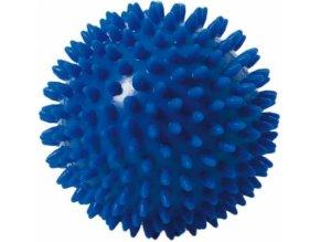 THERA-BAND masážní míček ježek, 10 cm, modrý