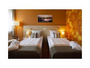 Ubytování v Aquapalace Hotel - Jednolůžkový Superior