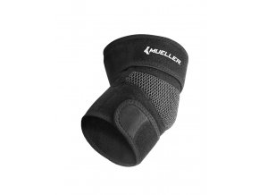 Mueller Adjustable Elbow Support, bandáž na loket