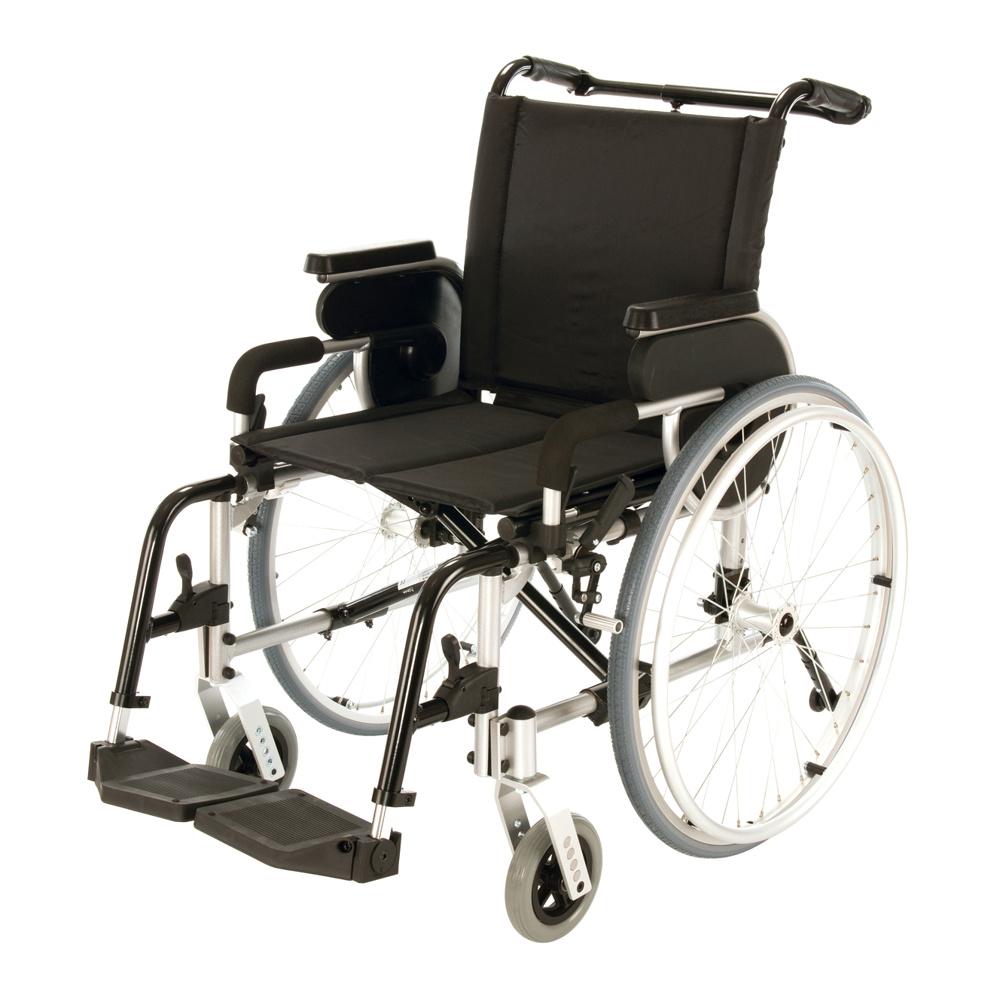 Invalidní vozík odlehčený, Primeo Šířka sedu: 39 cm