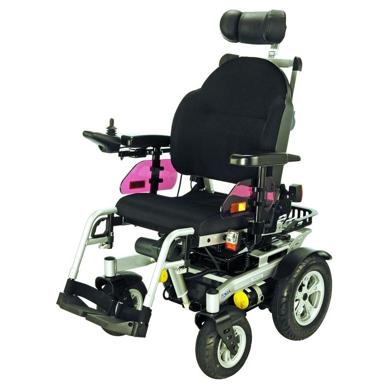 Invalidní elektrický vozík, Viper Plus Šířka sedu: 40 cm