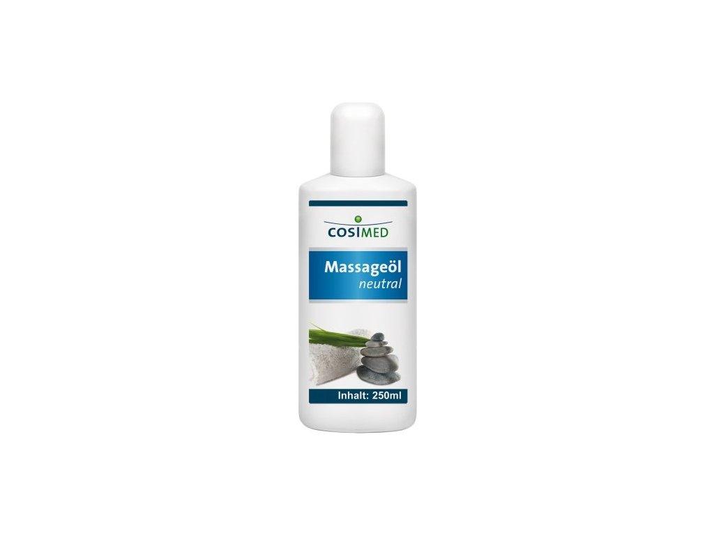 Neparfemované masážní oleje