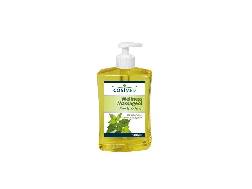 Masážní oleje Wellness