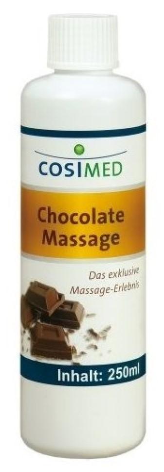 Čokoládové masáže