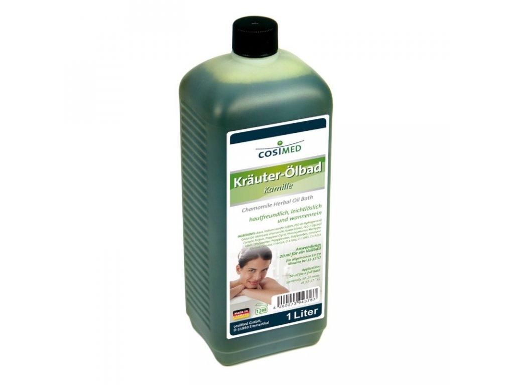 Koupelové oleje