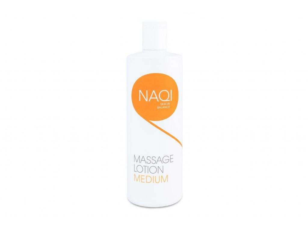 NAQI masážní emulze Medium (bez parafínu)