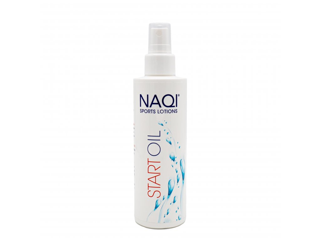 NAQI Start Oil – 200 ml
