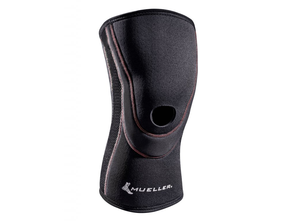Mueller Breathable Open Patella Knee Sleeve, bandáž na koleno