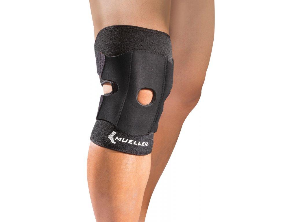 Mueller Adjustable Knee Support, bandáž na koleno