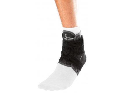 Mueller Hg80® Premium Ankle Brace w/Straps, kotníková ortéza s pásy