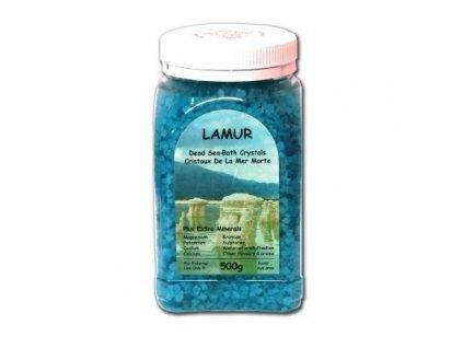 Sůl z Mrtvého moře s briliantem 500 g