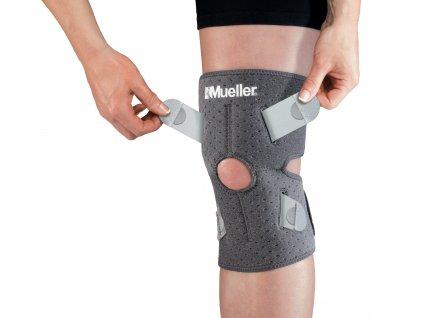Mueller Adjust-to-Fit Knee Support, bandáž na koleno