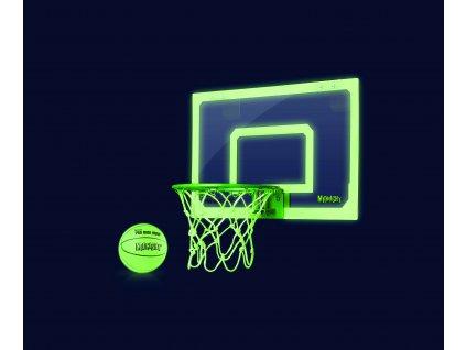 SKLZ Pro Mini Hoop Midnight, mini basketbalový koš