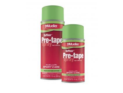 Mueller Tuffner® Pre Tape Spray, lepidlo ve spreji, malé + velké 200901, 200902