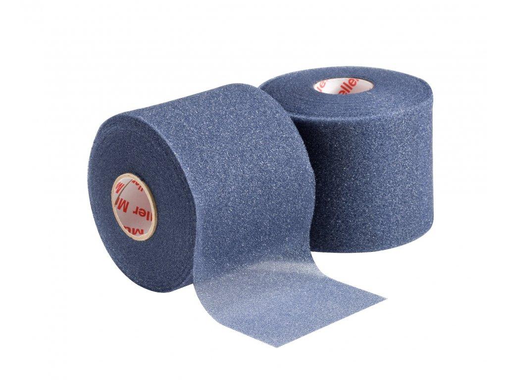 Mueller MWrap® Colored, podtejpovací molitanová páska tmavě modrá 7 cm x 27,4 m