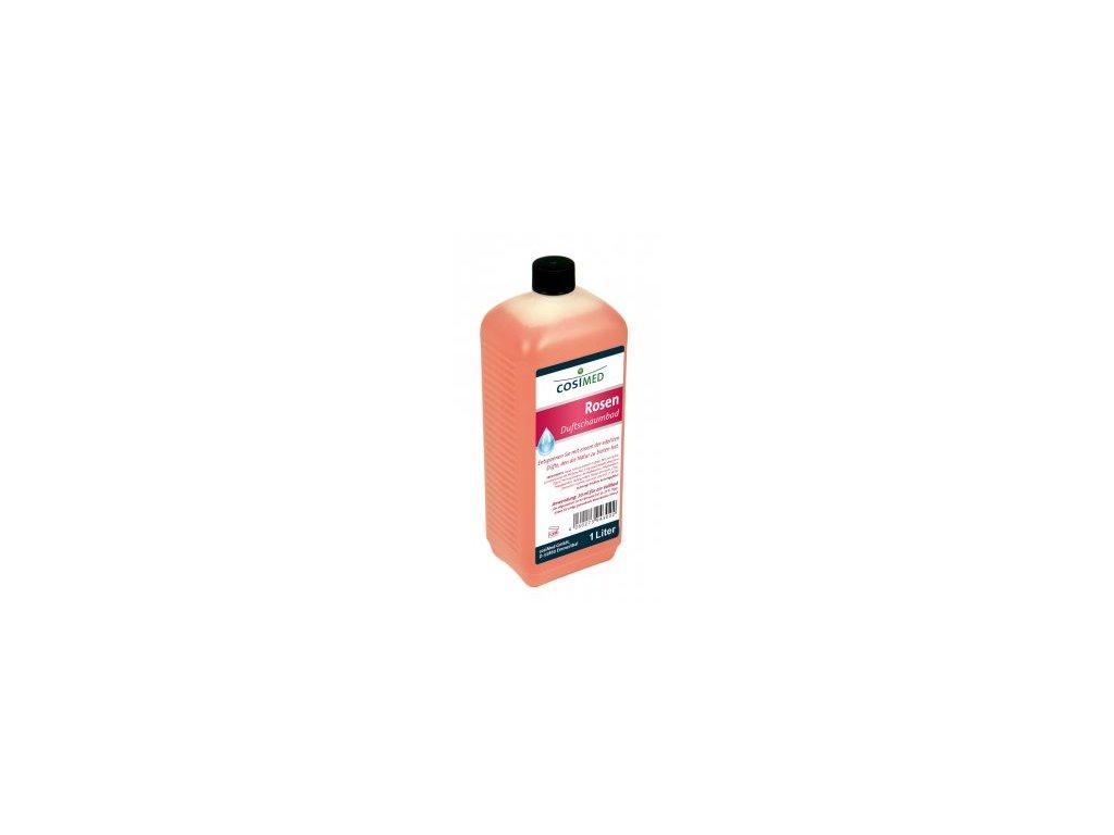 cosiMed koupelová pěna s vůní růží - 1000 ml